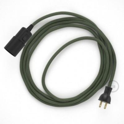 Crea tu Snake Algodón Gris Verde RC63 y trae la luz donde tu quieras.