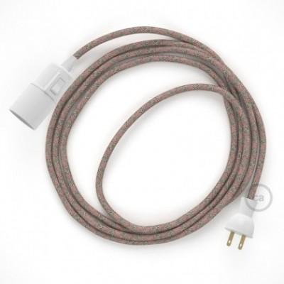 Crea tu Snake Rombo Rosa Antico RD61 y trae la luz donde tu quieras.