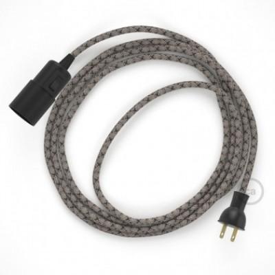 Crea tu Snake Rombo Antracita RD64 y trae la luz donde tu quieras.