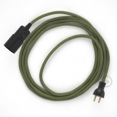 Crea tu Snake ZigZag Verde Tomillo RD72 y trae la luz donde tu quieras.