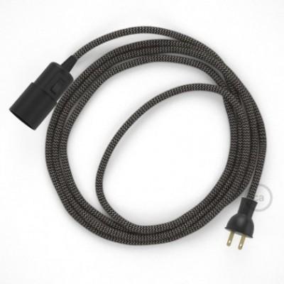 Crea tu Snake ZigZag Antracita RD74 y trae la luz donde tu quieras.