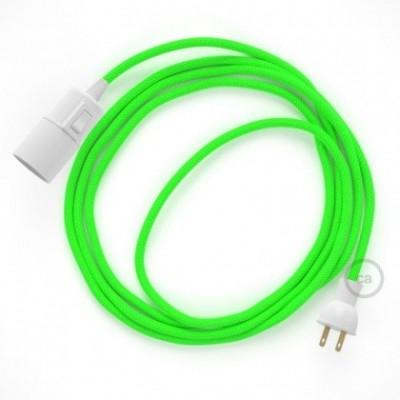 Crea tu Snake Fluorescente Verde RF06 y trae la luz donde tu quieras.