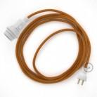 Crea tu Snake para pantalla con cable de Rayón Whisky RM22, socket y enchufe, y trae la luz donde tu quieras.