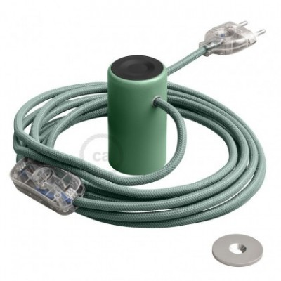 Magnetico®-Plug Verde, socket magnético listo para usar
