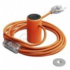 Magnetico®-Plug Naranja, socket magnético listo para usar