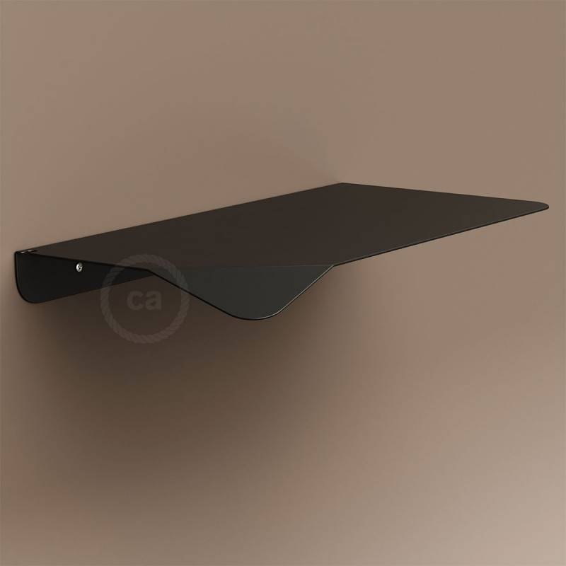 Magnetico®-Shelf Negro, estante de metal para Magnetico®-Plug