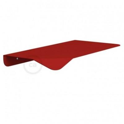 Magnetico®-Shelf Rojo, estante de metal para Magnetico®-Plug