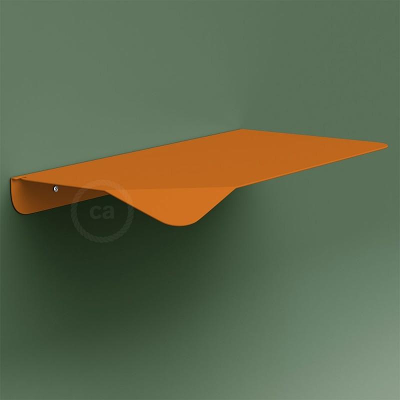 Magnetico®-Shelf Naranja, estante de metal para Magnetico®-Plug