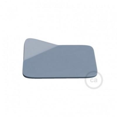 Magnetico®-Base Azul, base metalica superficie plana para Magnetico®-Plug