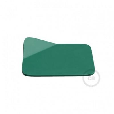 Magnetico®-Base Verde, base metalica superficie plana para Magnetico®-Plug