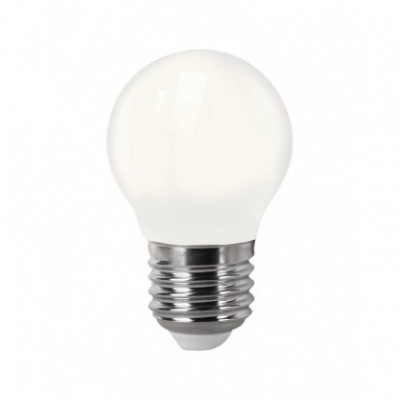 Bombilla LED mini globo G45 opal de 1w - LCO065