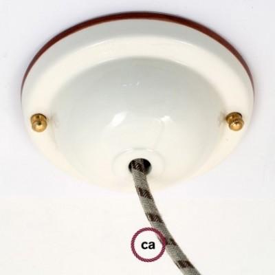 """Kit de escudo de cerámica Linea """"Deco-48"""""""