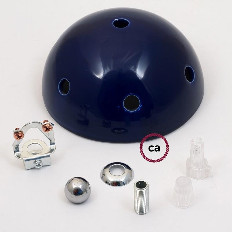 Kit de escudo de cerámica con 7 orificios
