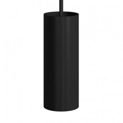 Tub-E14, tubo de metal para reflector con portalámparas de doble arandela E14