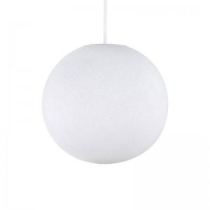 Pantalla Esfera XS de hilo de poliéster, diámetro 25cm - 100% hecho a mano