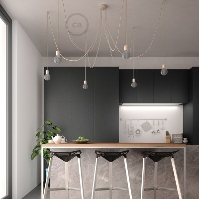 Lámparas colgantes, perfectas para decorar tus espacios