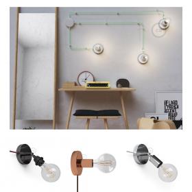 Lámparas decorativas para acondicionar tu puesto de teletrabajo